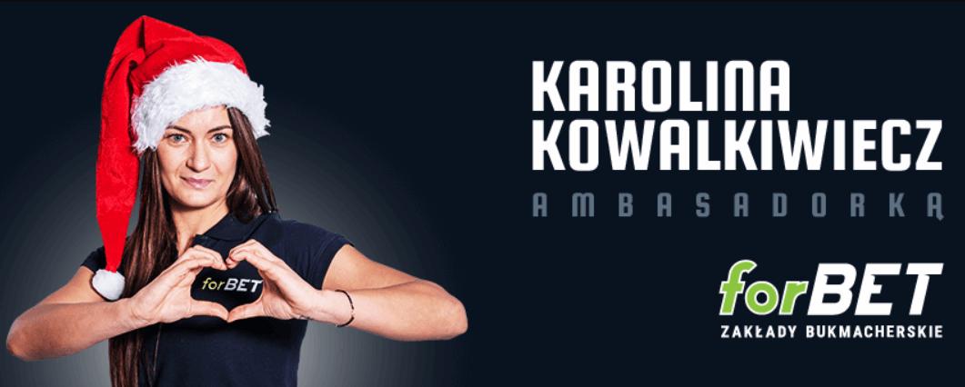 karolina kowalkiewicz forbet