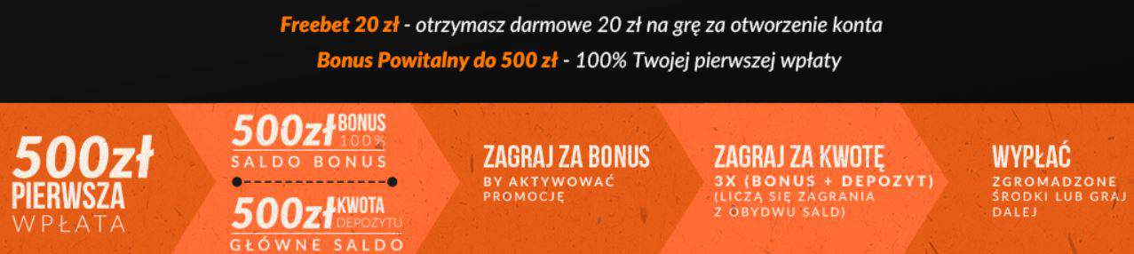 totolotek bonus bez depozytu