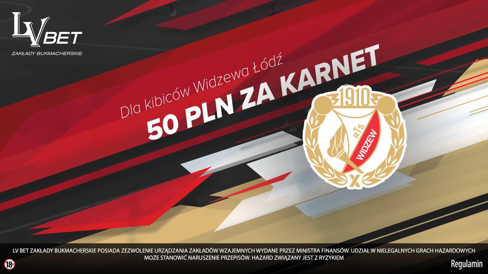50 pln bonusu za karnet lvbet