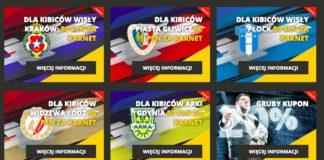 50 PLN bonusu za karnet na mecze. Jak odebrać?