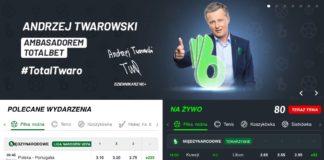 Freebet Totalbet. 25 PLN do odebrania za darmo?