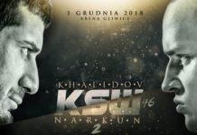 Zakłady Bukmacherskie KSW 46. Karta walk!