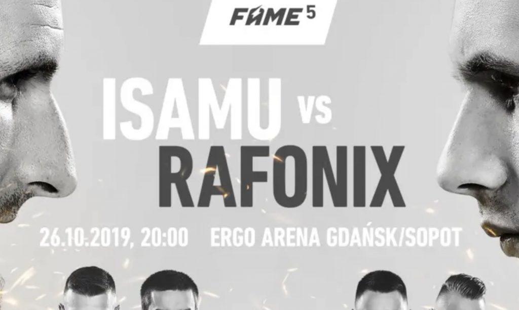 Obstawianie walk FAME MMA 5. Jak to robić, by było legalne?
