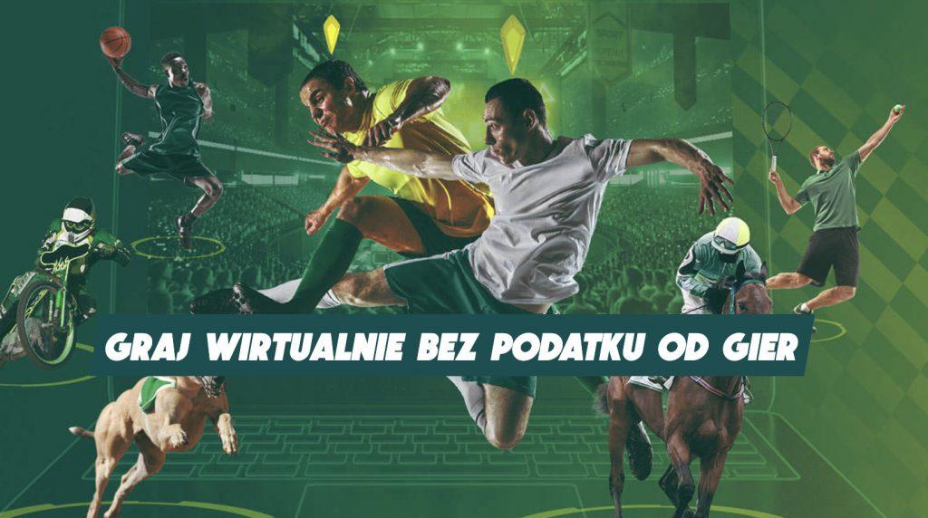 Gry Betfan, czyli wirtualne sporty bez podatku